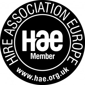HAE Member Logo with Web Address MONO