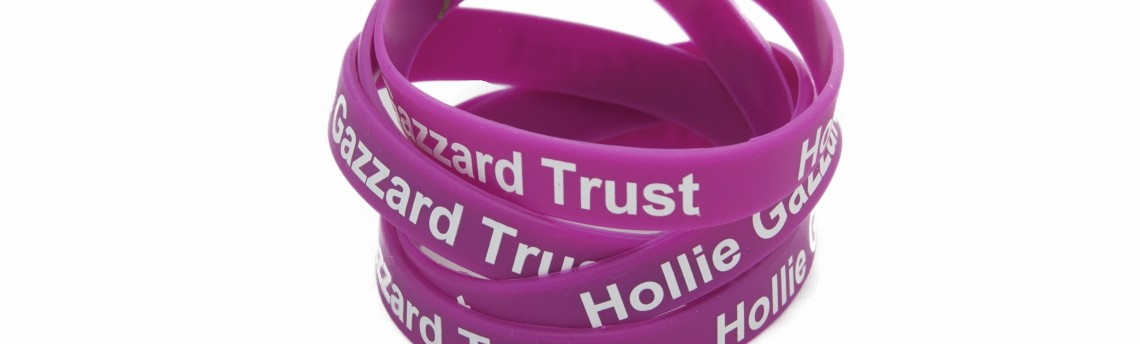 Supporting the Hollie Gazzard Trust