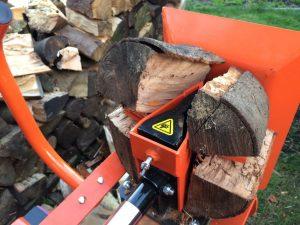 log-splitter