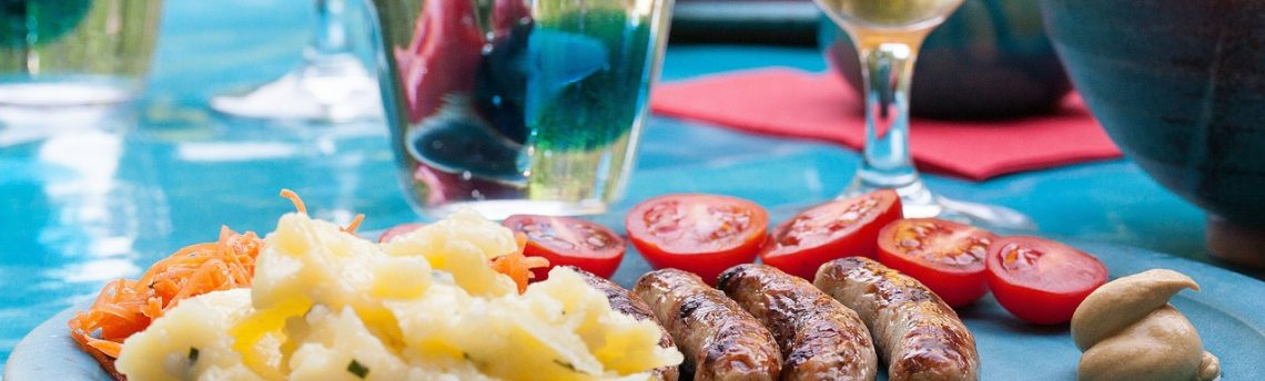 Be Ready For The BBQ's & Garden Parties This Summer ….