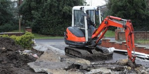 Digger & Site Equipment Hire Services Gloucester