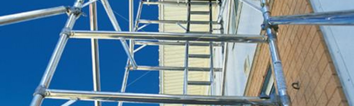 Helping you work at heights ….