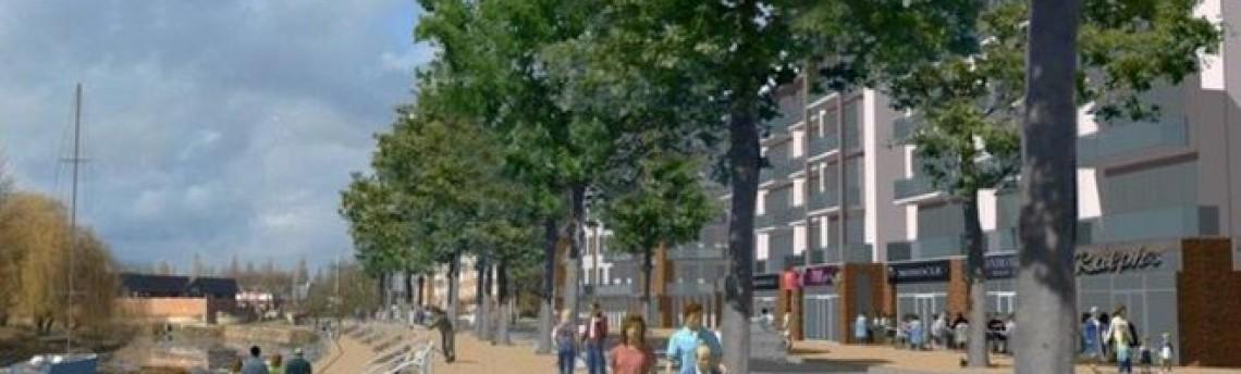 A £135m Regeneration In Gloucester …